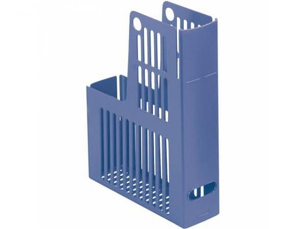Zeitschriftenbox Esselte Collecta A4 blau, Polystyrol