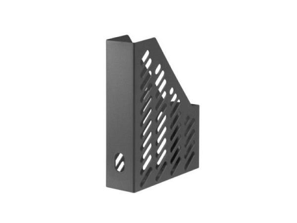 Zeitschriftenbox Biella Classic A4 schwarz