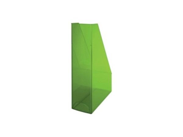 Zeitschriftenbox Leitz Click & Store grün, für A4, Hartpappe