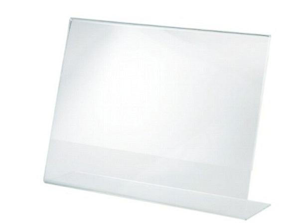 Schilderhalter Acryl transparent A3 420x297mm Querformat