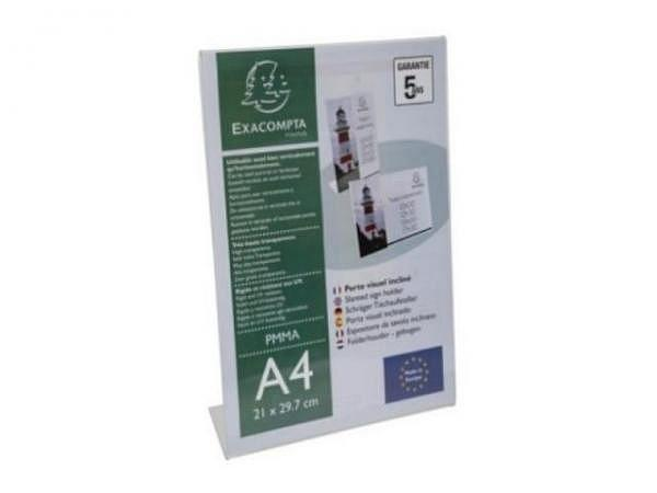 Kartendisplay Trendform Cartolina aus Metall 9 St Querformat