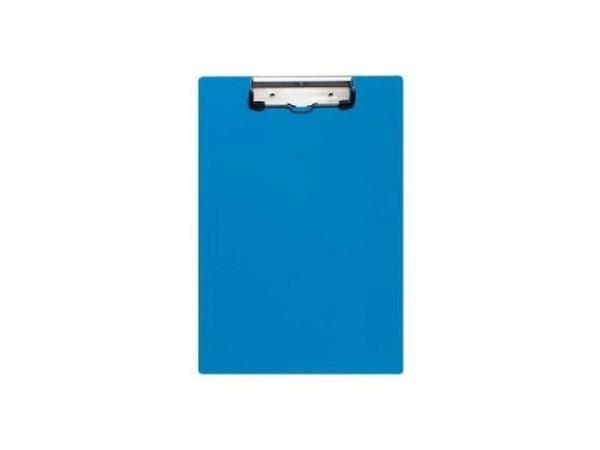 Klemmplatte Biella Scripla A4 hoch blau