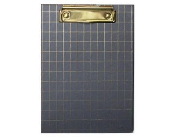 Klemmplatte Büroline A4 blau transp., Materialdicke 1,6 mm