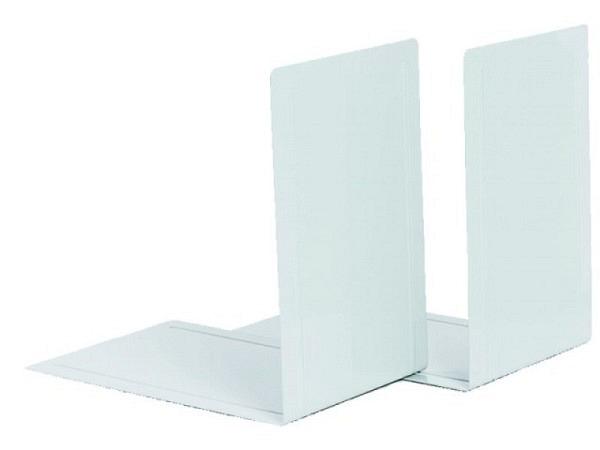 Buchstütze Maul Metall 24cm hoch 16,8x24cm grau 2Stk