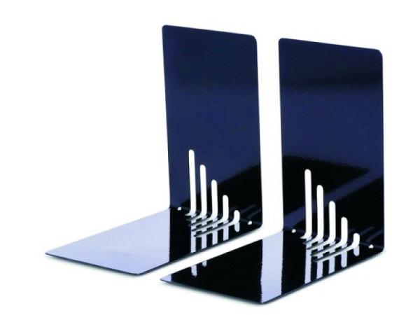 Buchstütze Maul Metall 14cm hoch 8,5cm breit 14cm tief schw.