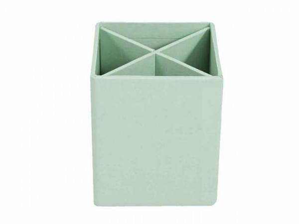 Bürobutler Bigso Box Papierbezug Charles 3-teilig mintgrün
