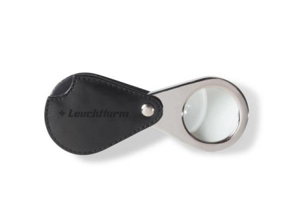 Lupe Ecobra LED Pocket Magnifier Visitenkartengrösse