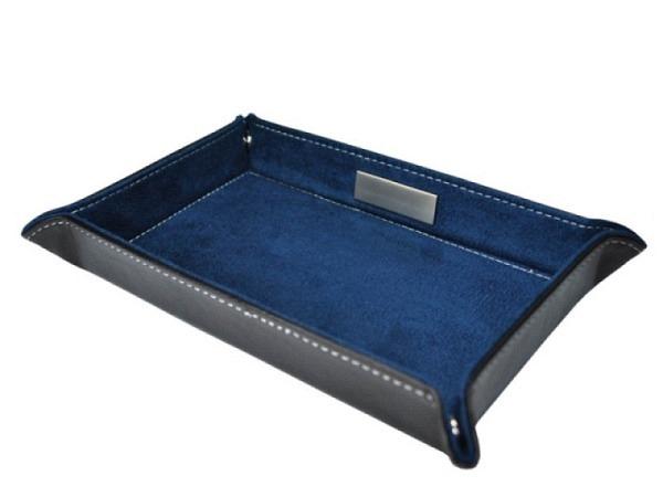 Taschenentleerer Classico Cuero Nera dunkelblau