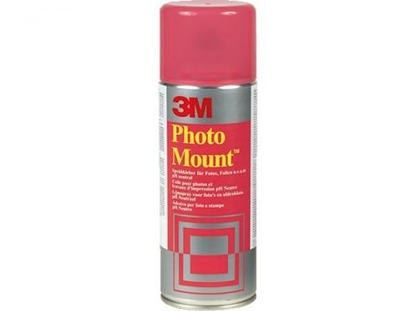 Sprayleim Photomount 3M 400 ml stark klebend