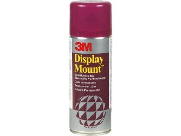 Sprayleim Displaymount 3M 400 ml stark klebend