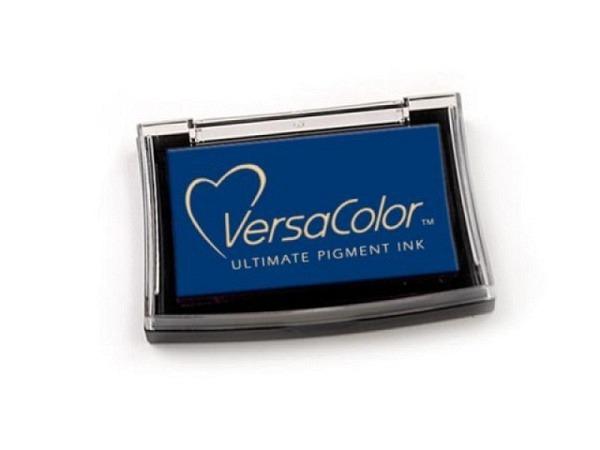Stempelkissen Versa Color indigo 6x10cm, langsamtrocknend