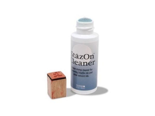 Stempelreiniger Stazon Cleaner 56ml, Spezialreiniger für alle Stempelarten