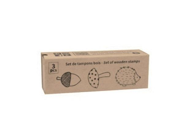 Stempelkissen Color Box 4,7x7,6cm Gold dokumentenechte Farbe
