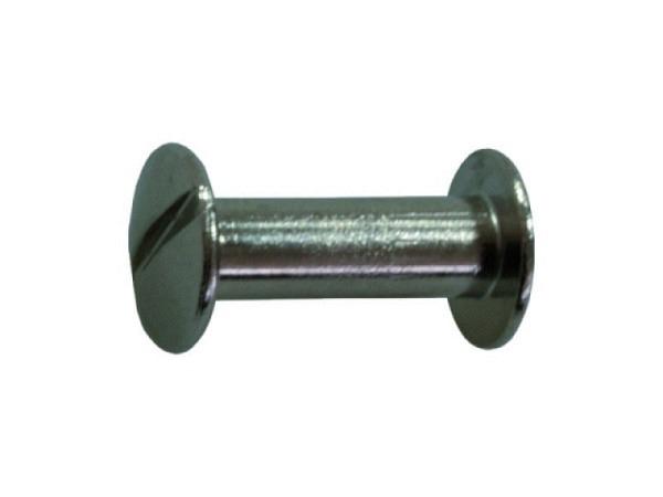 Buchschrauben Metall 5mm Länge, Schaftdurchmesser 5mm