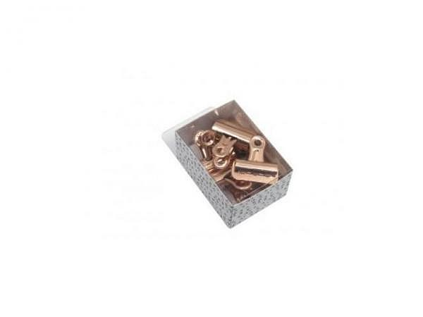 Aktenklammer Bulldog 32mm, Metall, gute Klemmkraft