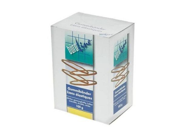 Gummibänder Büroline 30x1,3mm D:20mm 100g