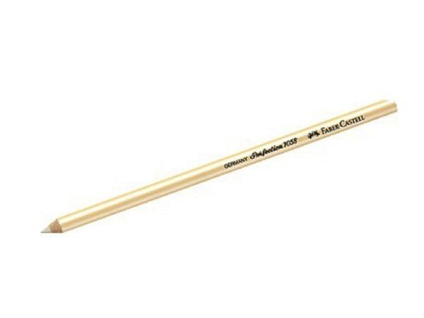 Radierstift Faber-Castell Perfection 7058 für Tinte und Schreibmasch..