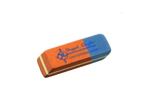 Radiergummi Läufer Universal 0440 blaue S. Tinte