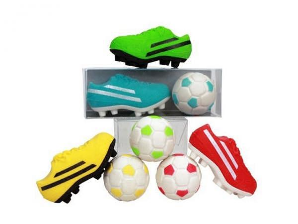 Radiergummi Collection Fussballset