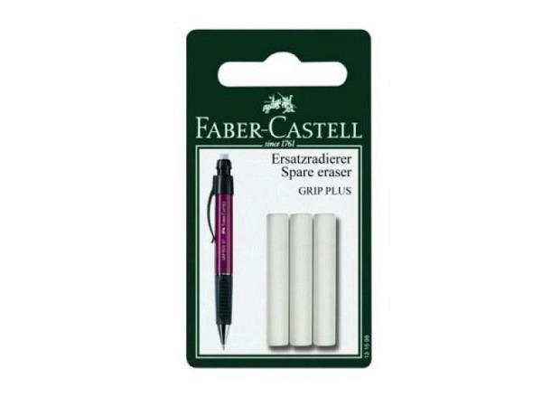 Radiergummi Faber Castell Ersatz zu Grip Plus