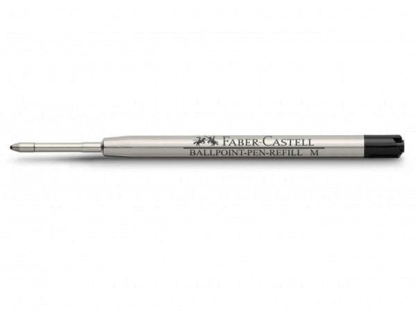 Mine Faber-Castell für Kugelschreiber M schw mit Stahlspitze