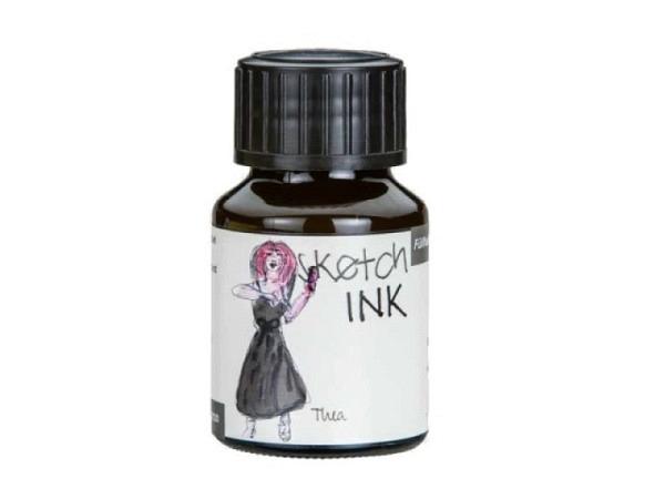 Tuschepatrone Rotring schwarz für Systeme wie Isograph 5Stk