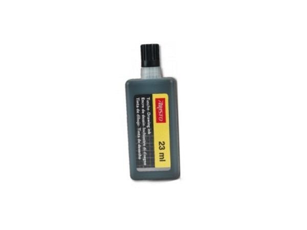 Tusche Aristo für mg1 schwarz 23ml Kunststoffflasche