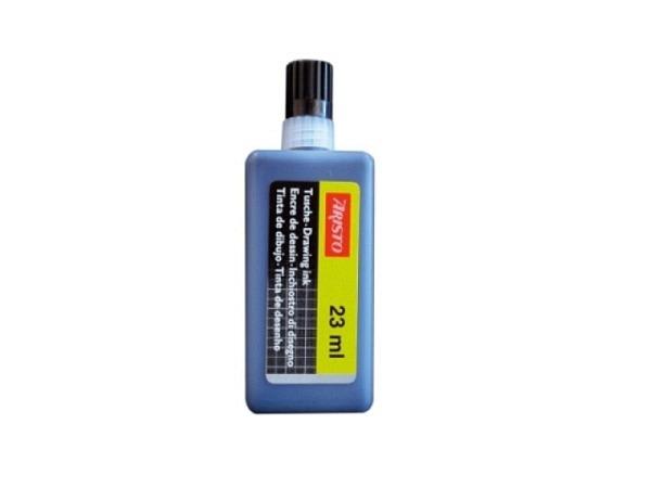 Tusche Aristo für mg1 blau 23ml Kunststoffflasche