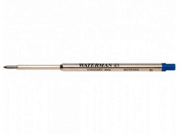 Mine Waterman Standard Maxima M blau, für Kugelschreiber