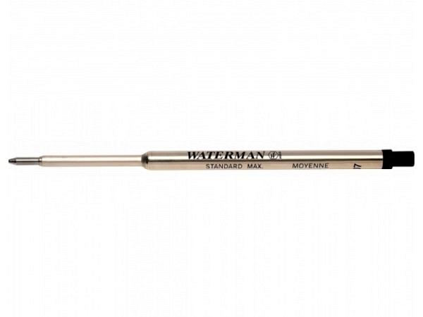 Mine Waterman Standard Maxima M schwarz, für Kugelschreiber