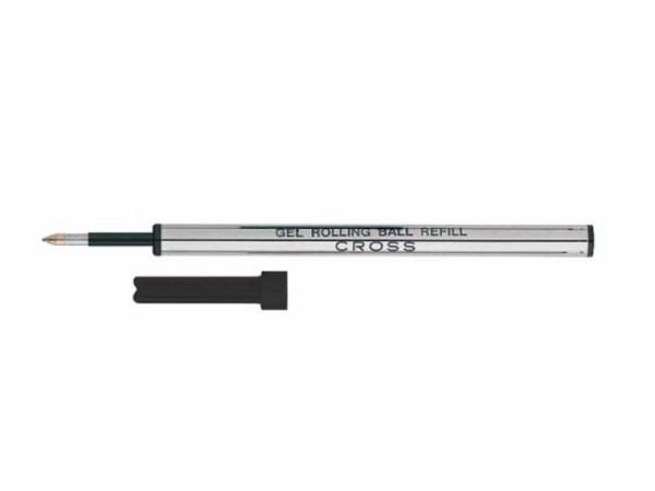Mine Cross Gel Rolling Ball Refill schwarz Rollerp. 0,7mm