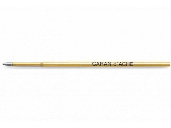 Mine Caran d'Ache für Kugelschreiber 826 und 828 M schwarz