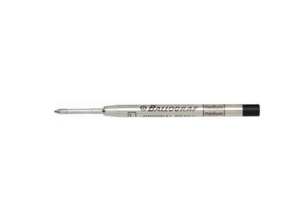 Mine Ballograf Kugelschreibermine für Rondo M schwarz 190.30