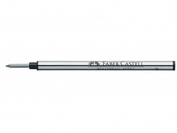 Mine Faber-Castell Rollerpatrone 0,5mm schwarz Grossraummine