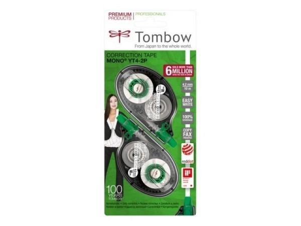 Korrekturroller Tombow Mono 2er Set 4,2mmx10m