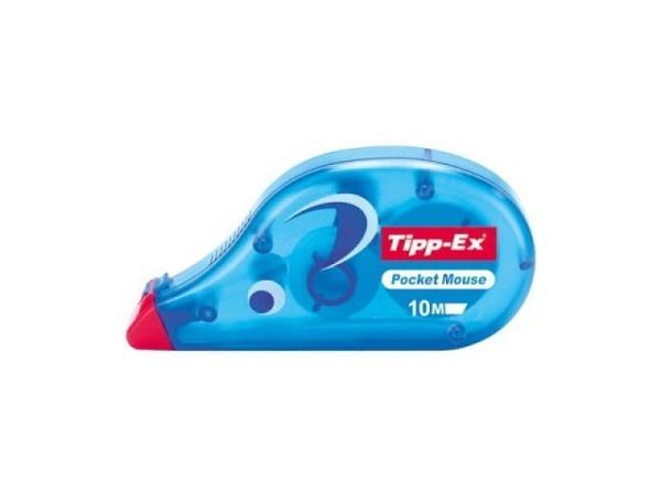 Korrekturroller Tipp-Ex Pocket Mouse 4,2mmx9m