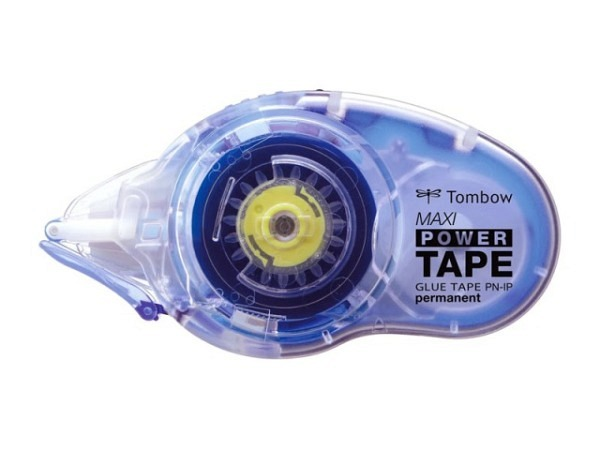 Klebroller Tombow Maxi Power Tape 8,4mm breit, 16m lang