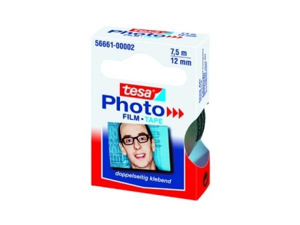 Klebeband Tesa Fotoband Ersatzrolle permanent 12mmx7,5m
