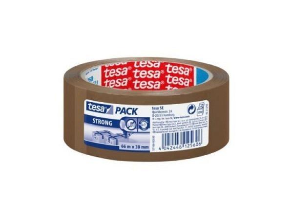 Verpackungsband Tesa braun 38mmx66m