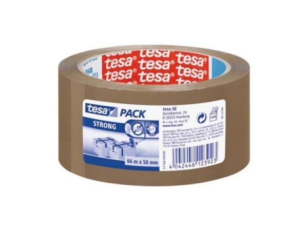 Verpackungsband Tesa braun 50mmx66m
