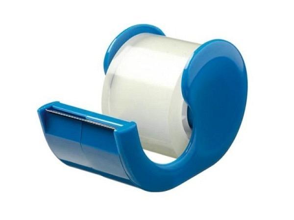 Abroller Permfix blau für Klebebänder 38mm breit