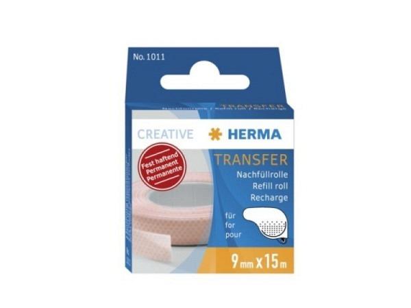 Klebroller Herma Ersatz permanent, 9x15mm