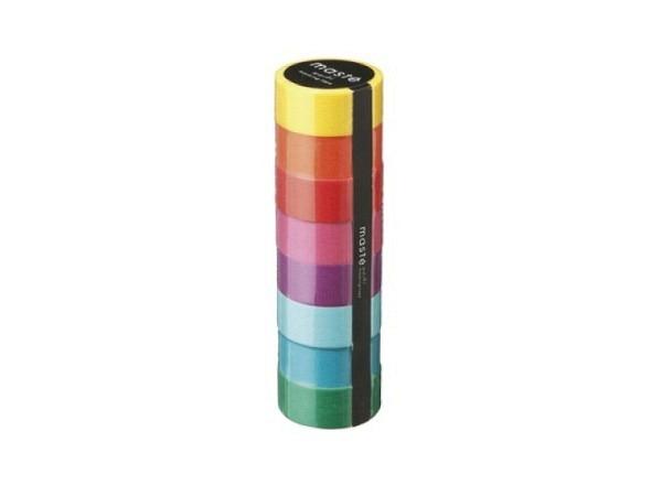 Klebeband Mark's Masté Washi Masking Colourful Color Mix1