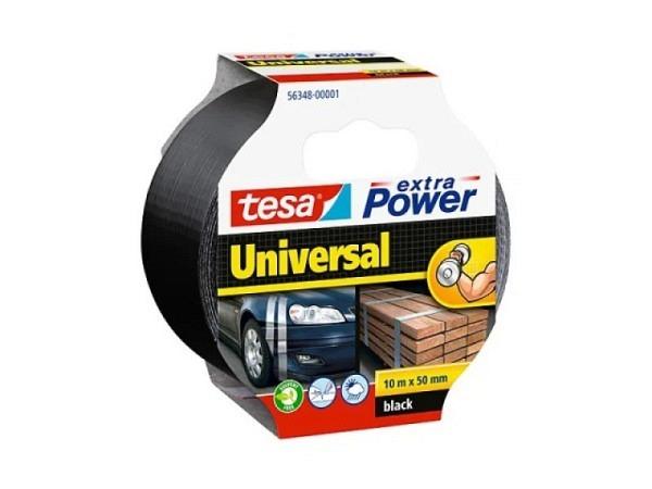 Isolierband Tesa Gewebeband Extra Power Universal schwarz