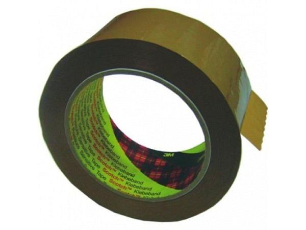Verpackungsband Scotch Budget 38mmx66m braun Polypropylen