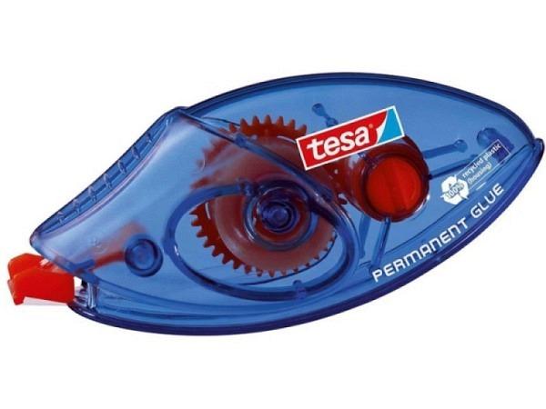 Klebroller Tesa permanent 8,4mmx8,5m, nicht nachfüllbar