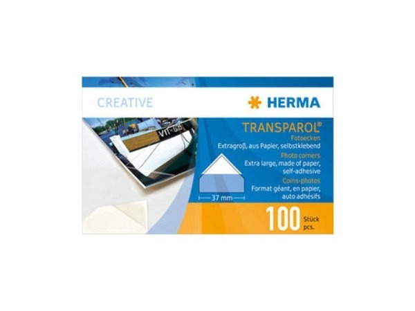 Fotoecken Herma 1302 extra gross 100er