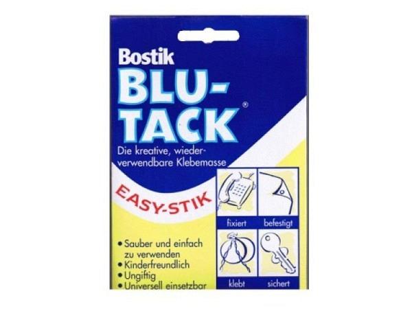 Klebemasse Blu-Tack blau rückstandsfrei ablösbar