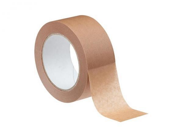 Verpackungsband Scotch Papier braun 50mmx50m Selbstklebend