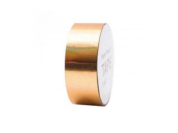 Klebeband PaperPoetry Hot Foil Holographic irisierend gold